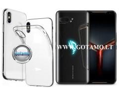 Skin silikoninis dėklas Asus ROG Phone 2 telefonams