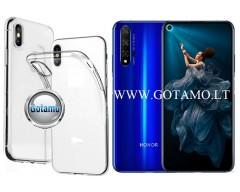 Skin silikoninis dėklas Huawei Honor 20 Huawei nova 5T telefonams