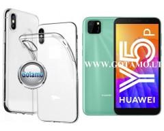 Skin silikoninis dėklas Huawei Y5p telefonams