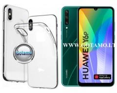 Skin silikoninis dėklas Huawei Y6p telefonams