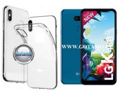 Skin silikoninis dėklas LG K40S telefonams