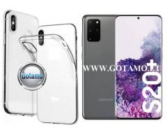 Skin silikoninis dėklas Samsung Galaxy S20+ telefonui