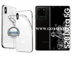 Skin silikoninis dėklas Samsung Galaxy S20 Ultra telefonui
