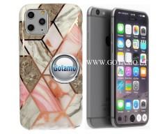 Tiles dėklas nugarėlė Apple iPhone 7 8 SE (2020) telefonams pilkos spalvos