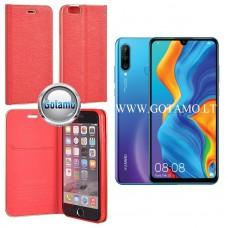 Vennus Diary magnetinis dėklas Huawei P30 Lite telefonams raudonos spalvos Telšiai | Šiauliai | Telšiai