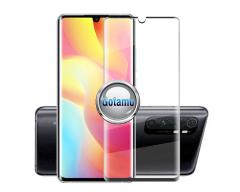 Apsauga ekranui gaubtas grūdintas stiklas Xiaomi Mi Note 10 Lite mobiliesiems telefonams skaidrus