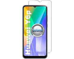 Apsauga ekranui grūdintas stiklas Huawei Y6p mobiliesiems telefonams