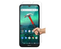 Apsauga ekranui grūdintas stiklas Nokia 1.3 mobiliesiems telefonams