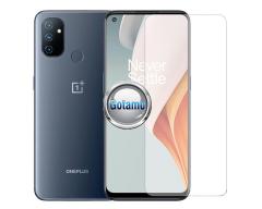 Apsauga ekranui grūdintas stiklas OnePlus Nord N100 mobiliesiems telefonams