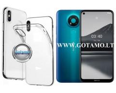 Skin silikoninis dėklas 2MM storio Nokia 3.4, Nokia 5.4 telefonams