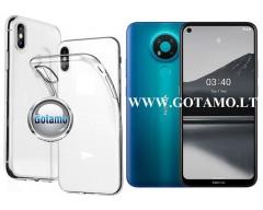 Skin silikoninis dėklas Nokia 3.4, Nokia 5.4 telefonams