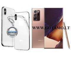 Skin silikoninis dėklas Samsung Galaxy Note 20 Ultra telefonams