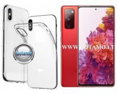 Skin silikoninis dėklas Samsung Galaxy S20 FE telefonui