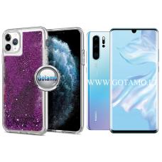 Waterfall2 dėklas nugarėlė Huawei P30 Pro telefonams violetinės spalvos