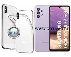 Skin silikoninis dėklas Samsung Galaxy A32 5G telefonui