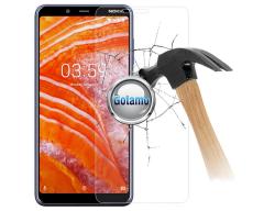 Apsauga ekranui grūdintas stiklas Nokia 3.1 Plus mobiliesiems telefonams