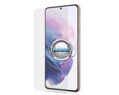 Apsauga ekranui grūdintas stiklas Samsung Galaxy S21 mobiliesiems telefonams jautrus antspaudo nuskaitymas
