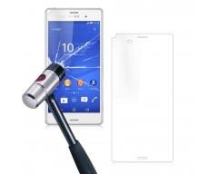 Apsauga ekranui grūdintas stiklas Sony Xperia E4g mobiliesiems telefonams