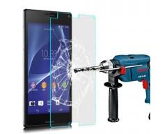 Apsauga ekranui grūdintas stiklas Sony Xperia M4 Aqua mobiliesiems telefonams