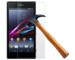 Apsauga ekranui grūdintas stiklas Sony Xperia Z1 mobiliesiems telefonams
