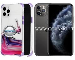 ColorWave dėklas nugarėlė Apple iPhone 11 Pro telefonams violetinės spalvos