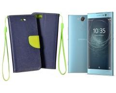 Manager dėklas Sony Xperia XA2 telefonams mėlynos spalvos