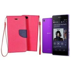 Manager dėklas Sony Xperia Z2 mobiliesiems telefonams rožinės spalvos Klaipėda | Klaipėda | Kaunas