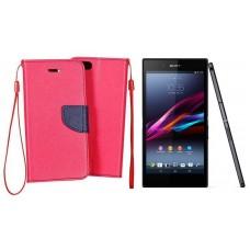 Manager dėklas Sony Xperia Z3+ mobiliesiems telefonams rožinės spalvos Palanga | Kaunas | Klaipėda