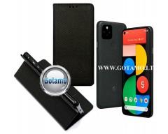 Re-Grid magnetinis dėklas Google Pixel 5 telefonams juodos spalvos
