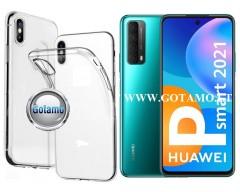 Skin silikoninis dėklas Huawei P Smart 2021 telefonams