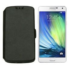 Slim Diary dėklas Samsung Galaxy A7 mobiliesiems telefonams juodos spalvos Plungė | Klaipėda | Klaipėda