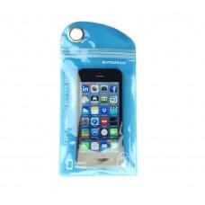 Watersafe vandeniui atsparus dėklas mobiliems telefonams mėlynos spalvos