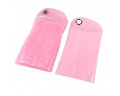 Watersafe vandeniui atsparus dėklas mobiliems telefonams rožinės spalvos