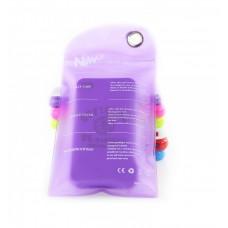 Watersafe vandeniui atsparus dėklas mobiliems telefonams violetinės spalvos Kaunas | Šiauliai | Palanga