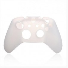 Microsoft Xbox 360 pultelio silikoninis dėklas baltos spalvos