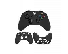 Microsoft Xbox ONE pultelio silikoninis dėklas juodos spalvos