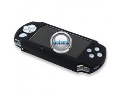 Silikoninis dėklas Sony PSP 3000 konsolėms juodas