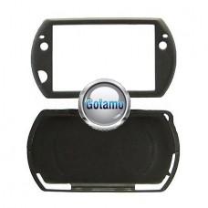 Silikoninis dėklas Sony PSP GO konsolėms juodas